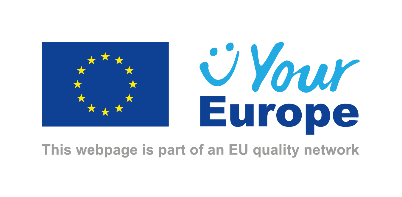 Your Europe: Questa pagina web fa parte di un network di qualità dell'UE